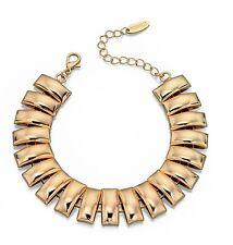 Modeschmuck-Armbänder im Ketten-Stil aus Metall-Legierung ohne Stein