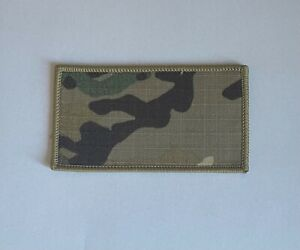 Personalised MTP Zap Badge, TRF Blood Group Rank Patch, Military Morale Army
