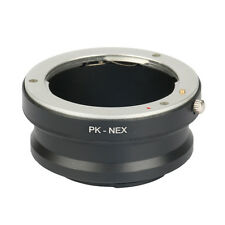 PK-NEX Adapter Ring Pentax Lens to Sony NEX-3 F5 7 C3 5N 5R 6 VG20 E-mount NEW