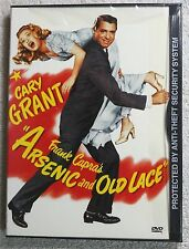 Arsenic and Old Lace (DVD, 2000) 1944-Brand New, Capra Grant Lane Massey Rare LZ