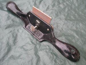 Vintage Stanley No 80 Cabinet Scraper Tool in Ex Cond & extra Bahco Scrapers