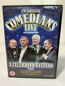 The comedians live a celebrity evening with DVD 2013