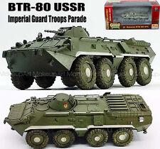 Easy model Russian BTR-80 APC imperial guard troops parade tank 1/72 no diecast