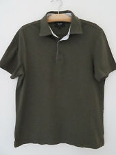 JACK SPADE Keaton Polo shirt M Pima cotton Peru