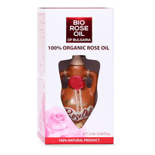 BIO ORGANIC 100% PURE BULGARIAN ROSE OIL (OTTO) 1.2ML