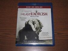 The Last Exorcism (Blu-ray Disc, 2011, 1-Disc Set, Includes Digital Copy)