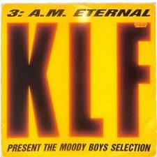 "The KLF - 3 A.M. Eternal (The Moody Boys Selection) - 12"" Vinyl Record"