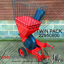Countax Scriccatore TRITURATORE Drive Cinghie X2 22950600 2006-09 NEXT DAY consegna