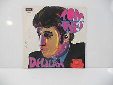 """TOM JONES DELILAH   DISCO    7"""" VINILE 45 GIRI"""