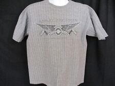 Jim's Harley Davidson on the Beach T-Shirt, Large, S/S, Grey, St. Pete Beach, FL