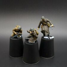 Painted 1/35 Soviet Infantry 3 Figures  Tamiya