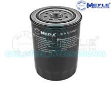 Meyle Filtro De Aceite, atornillable Filtro 36-14 322 0007