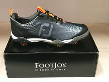 NEW FootJoy Freestyle 57347 Black/Orange Men's Golf Shoes 11M Were $190