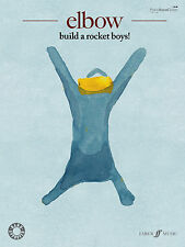 Build A Rocket Boys Elbow Rock Indie Piano Voice Guitar SONGS FABER Music BOOK