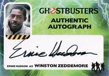 Ghostbusters, Ernie Hudson 'Winston Zeddemore' EH Autograph Card
