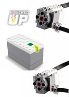 New Lego Power Up 1 Hub 88009 & 2 Motors 88008 Parts For  Haunted House 10273