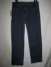 731f42bb Orvis 1856 5 Pocket Stretch Jeans men's 32 x 32 blue NWT NEW