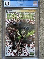 Evil Ernie #1 CGC variant cover P Homage to Amazing Spider-Man #1 Todd McFarlane