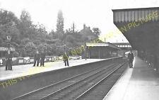 Buckhurst Hill Railway Station Photo. Woodford - Loughton. Ongar Line. (6)