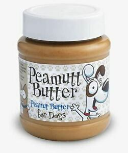 Duerrs Peamutt Peanut Butter for Dogs without Salt or Sugar - 340 g