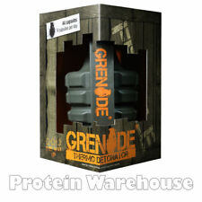 Grenade Thermo Detonator Samples Fat Burner Slimming Pills 2 Packs 4 Caps / Pack