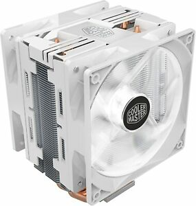 Cooler Master Hyper 212 White LED Turbo Heatsink CPU Cooler LGA1151/1200 AMD AM4