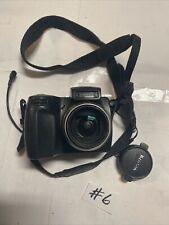 Kodak EasyShare DX6490 4.0MP 321 Digital Camera TESTED WORKING - VGC