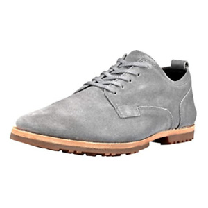 Timberland Bardstown Plane Toe Oxford Mens Grey Suede Size 9 US