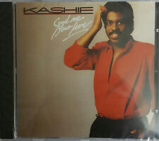 KASHIF -  SEND ME YOUR LOVE -  BRAND NEW FACTORY SEALED CD