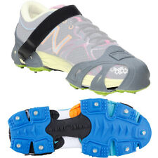 Stabilicers Run Lightweight Steel Removable Snow and Ice Traction Running Cleats