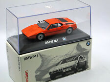 Minichamps - 1978 BMW M1 Street E26 orangerot 1/43 BMW Werbemodell OVP