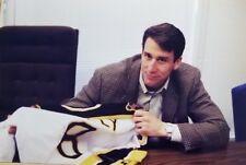 Cam Neely Autographed #8 Boston Bruins Hockey Jersey Jsa Coa