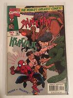 Marvel Team-Up #2 (Spider-Man And Hercules) [Marvel Comics    October 1997]