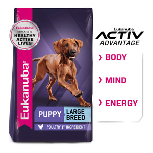 EUKANUBA Puppy Large Breed Dry Dog Food 15kg