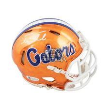 Tim Tebow Autographed Florida Gators Chrome Mini Football Helmet - BAS COA