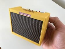 Mini Guitar Amp 1959 Fender Tweed Twin Reverb Guitar Amplifier Replica