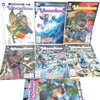 7 x Voodoo Wildstorm DC Comics Bundle      The New 52