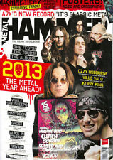 Metal Hammer Monthly Music, Dance & Theatre Magazines