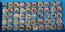 50 Colorized State Quarters 1999-2008 - U.S Coin Collection Set