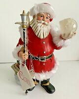 20th Century Santa Claus Mid West Cannon Falls Lim Ed 2000s Numbered 10""
