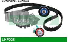 LUCAS Bomba de agua + kit correa distribución CITROEN C4 PEUGEOT 307 LKP028