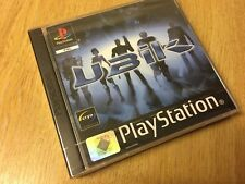 UBIK - PS1 - Black Label - Playstation 1 - New & Sealed