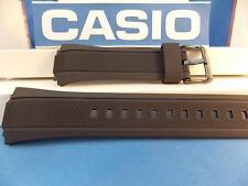 Casio Watch Band EFA-131 Edifice Black Resin Strap