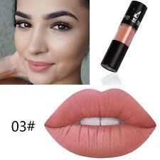 12Color Matte Lipstick Lip Glosses Long Lasting Waterproof Cosmetic Makeup Tools