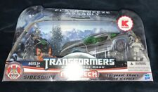 Transformers Dark Of The Moon Human Alliance SIDESWIPE & Sgt CHAOS ICEPICK Kmart