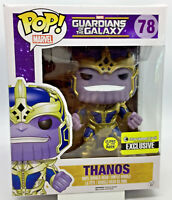 Thanos Glow in the Dark 6-Inch Pop #78 Entertainment Earth Exclusive Funko