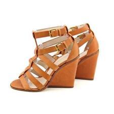 Zapatos de tacón de mujer de color principal marrón talla 38