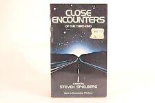 Very Good! Close Encounters Of The Third Kind: by Steven Spielberg (PB)