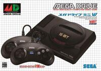 SEGA Mega Drive MIni W Classic 42 Games HAA-2523 Japan Import NEW