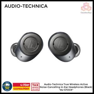 Audio-Technica ATH-ANC300TW In-Ear Headphones (Black) *AU STOCK*